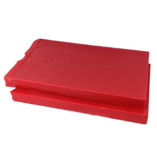 J-Mac 2-AB45 Red Art Bronze Wax 50 lb Case-0