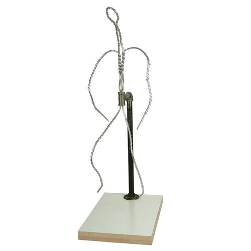 "Sculpture House 12"" Almaloy Aluminum Figure Armature-0"