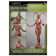 "John Brown Sculpture Kit with ""Sculpting the Femme Fatale""-134"