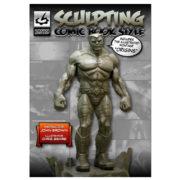 "John Brown Sculpture Kit with ""Sculpting Comic Book Style"" DVD Tutorial-135"