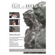 Volume 9: Clay to Bronze DVD: by John Brown-0