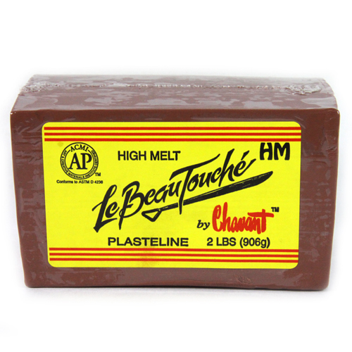 Chavant Le Beau Touché HM Brown Clay