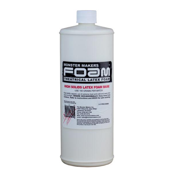 Monster Makers High Solid Foam Latex Base – 1 Quart-0