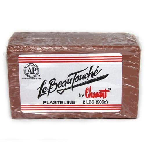Chavant Le Beau Touché Brown Clay