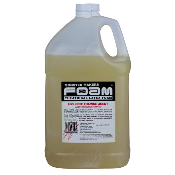Monster Makers – High Rise Foaming Agent Additive Concentrate – 1 Gallon-0