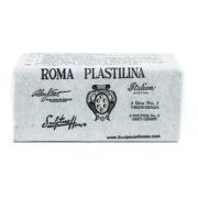 Roma 3 – Sculpture House Roma Plastalina  Modeling Clay – 40 lb case – Grey Green – Medium – Firm-0
