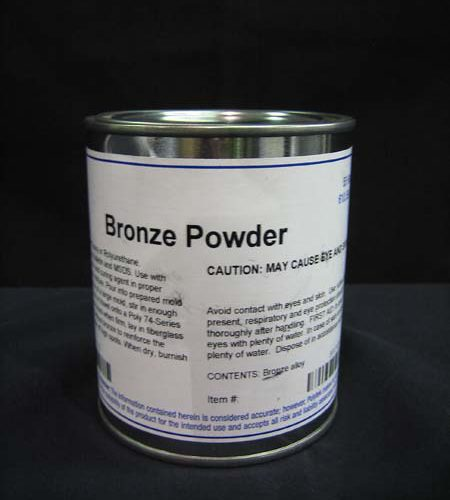 Bronze Powder - Bronze Powder for Poly Plastics (2 lbs)-0