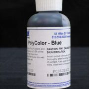 Polycolors – Liquid Dye, Blue- 4 oz.-0