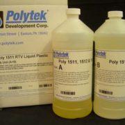 Polytek Poly 1511 Liquid Plastic – 4 lbs-0