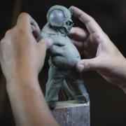 "Sculpting Kit – Jordu Schell's ""How to Sculpt Character Maquettes""-958"