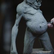 "Sculpting Kit – Jordu Schell's ""How to Sculpt Character Maquettes""-957"