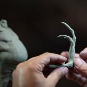 "Sculpting Kit – Jordu Schell's ""How to Sculpt Character Maquettes""-965"