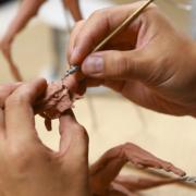 """Sculpting Kit – Simon Lee's """"Sculpture Techniques – How to Sculpt Dynamic Characters""""-977"""