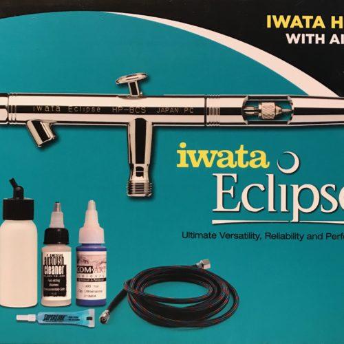 Iwata HP-BCS ECL 2001
