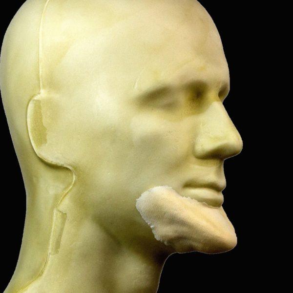 Rubber Wear Elongated Chin FRW-121