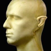 Rubber Wear Medium Pointed Ears 2 FRW-031