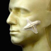 Rubber Wear Small X Cut FRW-037
