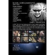 Stan Winston School DVD –  Blood, Gore and Makeup Effects Part 2 – Gags, Props, Fake Bodies – Gary J. Tunnicliffe