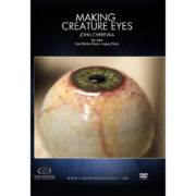 Stan Winston School DVD – Making Creature Eyes – John Cherevka