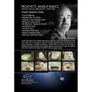 Stan Winston School DVD – Gelatin Facial Appliances – Part 1 – Rob Burman