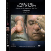Stan Winston School DVD – Gelatin Facial Appliances – Part 2 – Rob Burman
