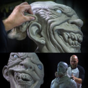 Tim Martin – How to Make a Latex Rubber Mask