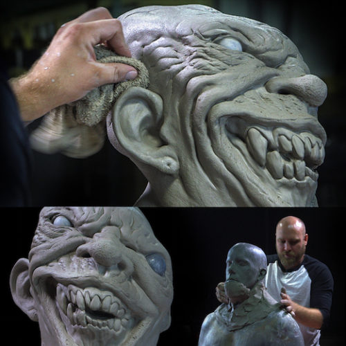 Tim Martin - How to Make a Latex Rubber Mask