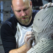 Stan Winston Kit: How to Make a Latex Rubber Mask - Part 1 The Sculpture Process with Timothy Martin