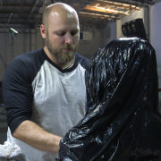 Stan Winston Kit: How to Make a Latex Rubber Mask – Part 1 The Sculpture Process with Timothy Martin