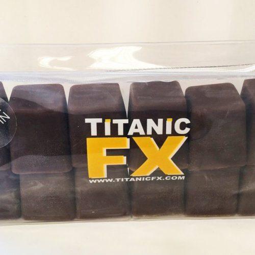 Titanic FX Prosthetic Gelatin Dark Flesh
