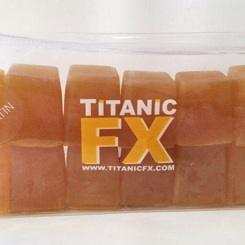 Titanic FX Prosthetic Gelatin Fat