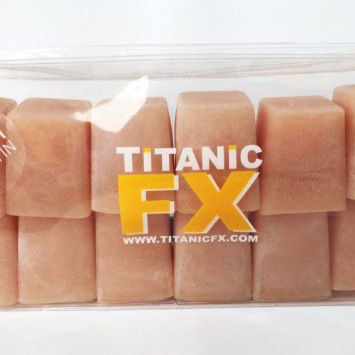 Titanic FX Prosthetic Gelatin Light Flesh