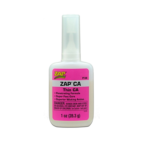 Zap thin 1 oz