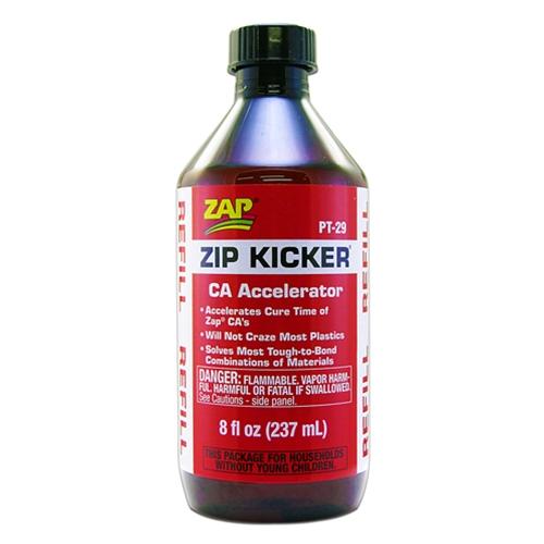 Zip Kicker Refill 8 oz
