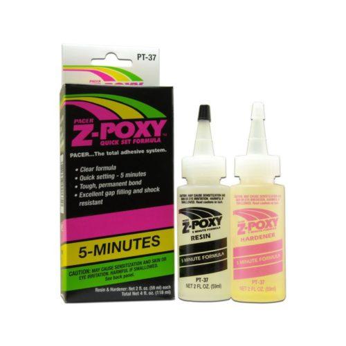 Zpoxy 5 min 4 oz