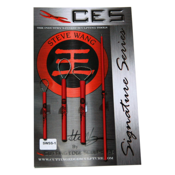 Cutting Edge Sculpture Steve Wang Signature Series Set 1 SWSS-1